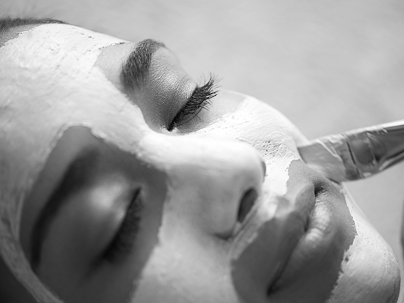 Facial at Daylesford Healing Massage